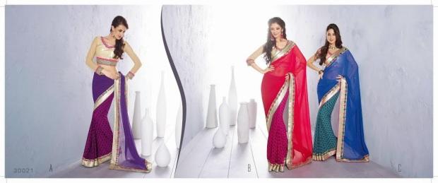 Brijraj Designer Sarees
