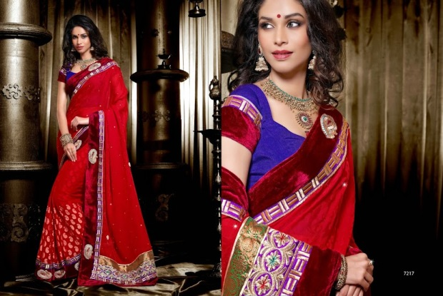 Brijraj Bridal Wear Sarees