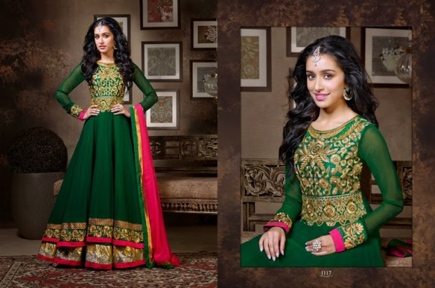 shraddha kapoor suits