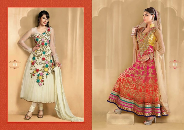 Eid Special Anarkali Suits