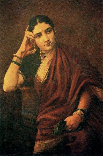 history of sarees
